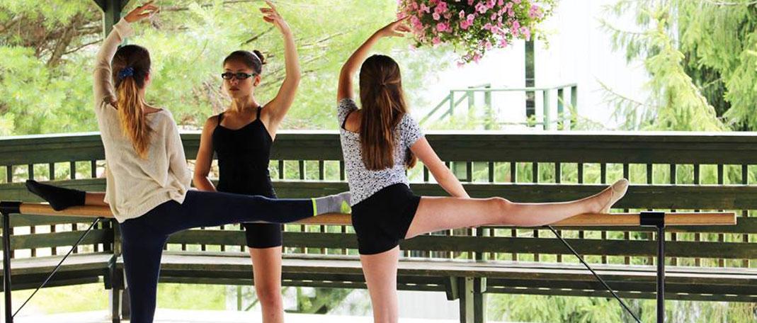 Camp intensif spécialisé en Gymnastique pour tous niveaux de connaissances - Partenaire de Camp Boute-en-train