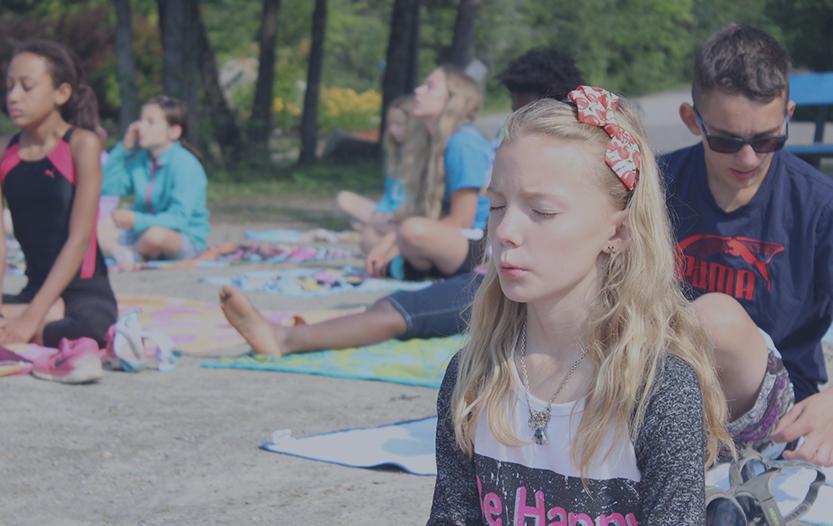 Camp pour ados - Camp Boute-en-train - Centre de vacances et de plein air quatre saisons