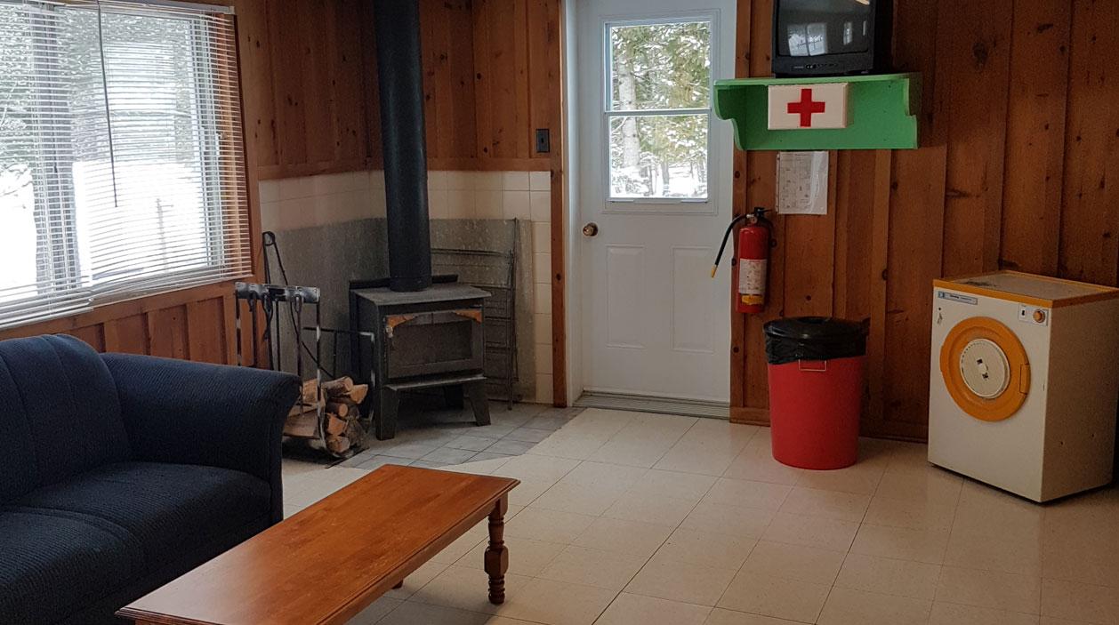 L'Ours - Chalet du Camp Boute-en-Train