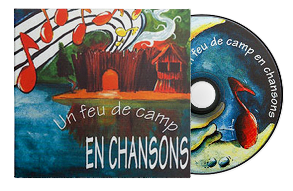 Un feu de camp en chansons - Camp Boute-en-Train