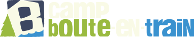 Camp Boute-en-train Logo